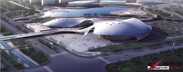 亚运城综合体育馆